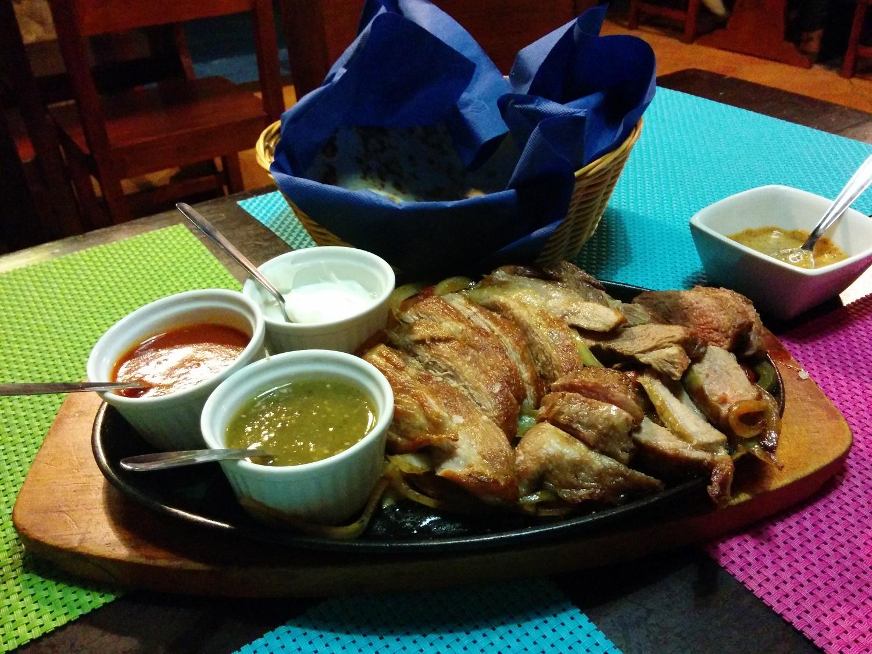 Comida mexicana casera en Arrecife de Lanzarote: La Lupe