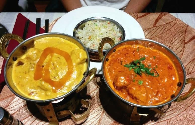 Platos del Bollywood, comida hindú en Puerto del Carmen, Lanzarote, fotografía de Usoa Ibarra