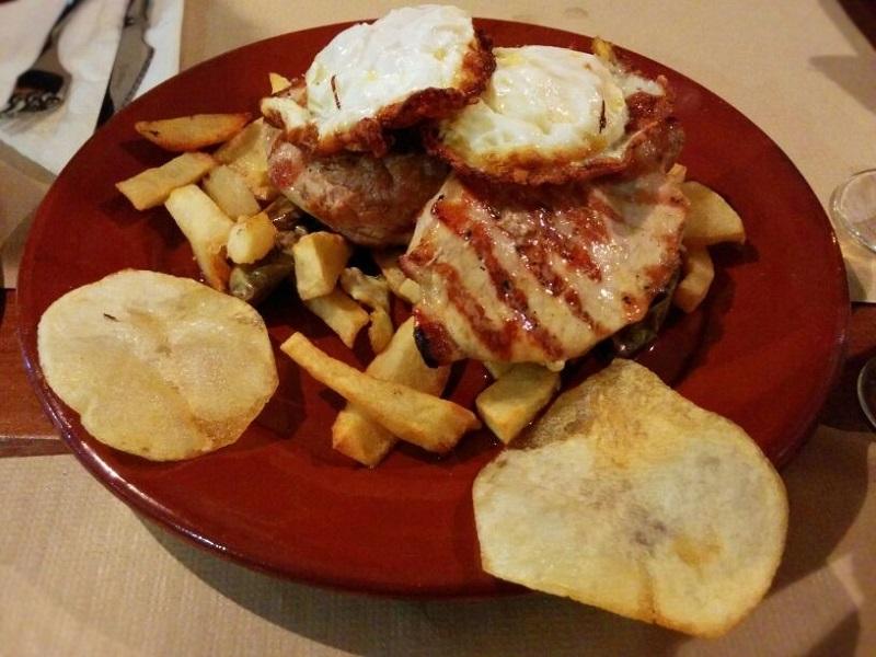 Cocina de Iguaden, Tías, Lanzarote