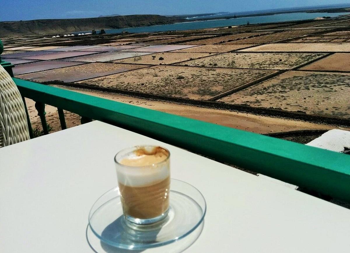 Paisaje color café, perfecto acompañante