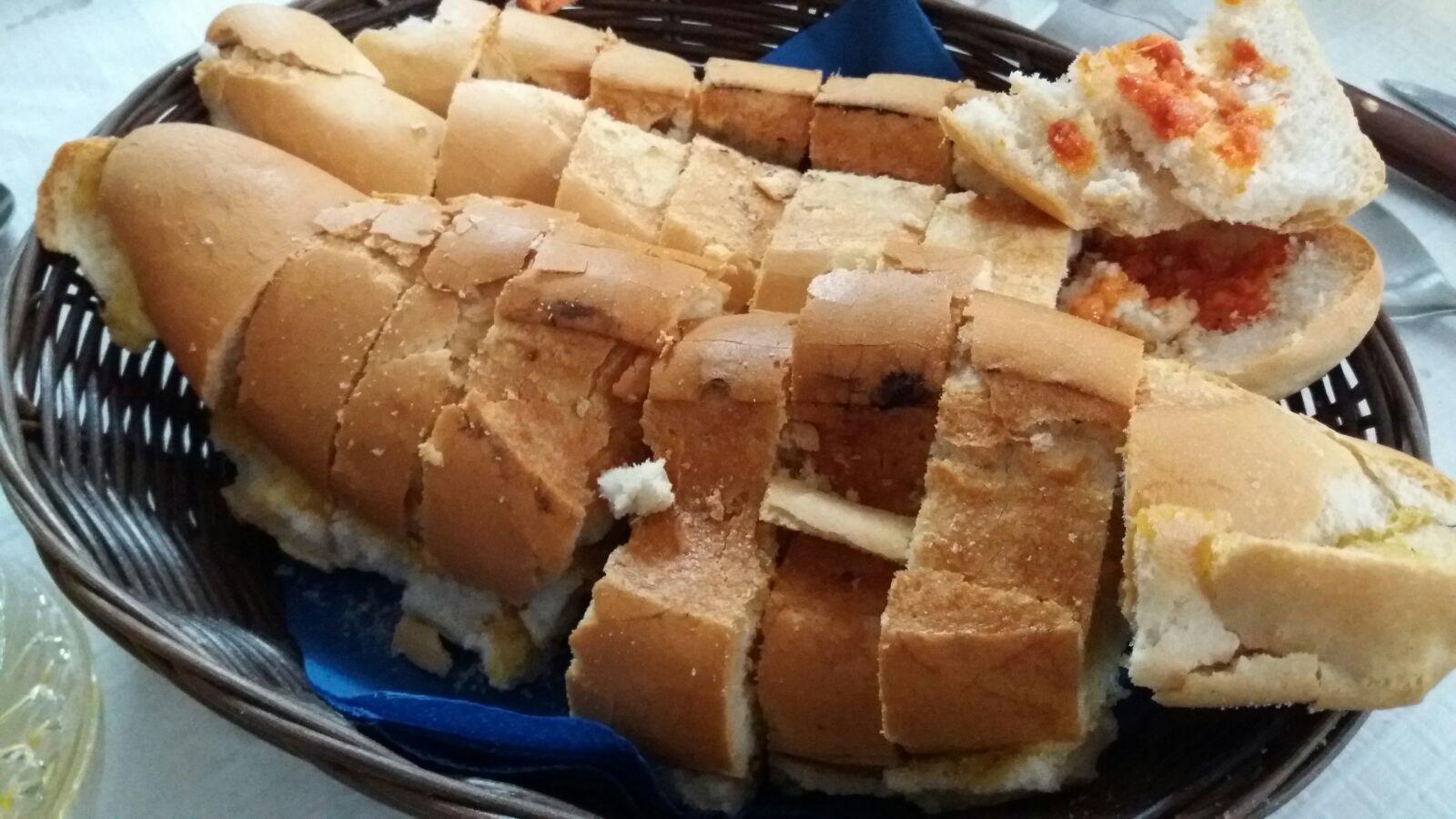 Pan con sabor a barbacoa, ajo y chorizo!